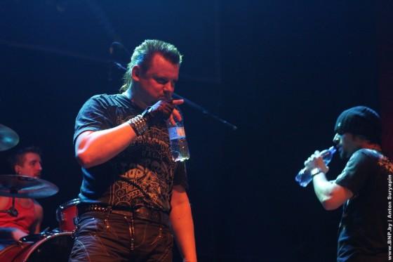 Группа КняZz с третьего раза выступила в Минске фоторепортаж photo kultura